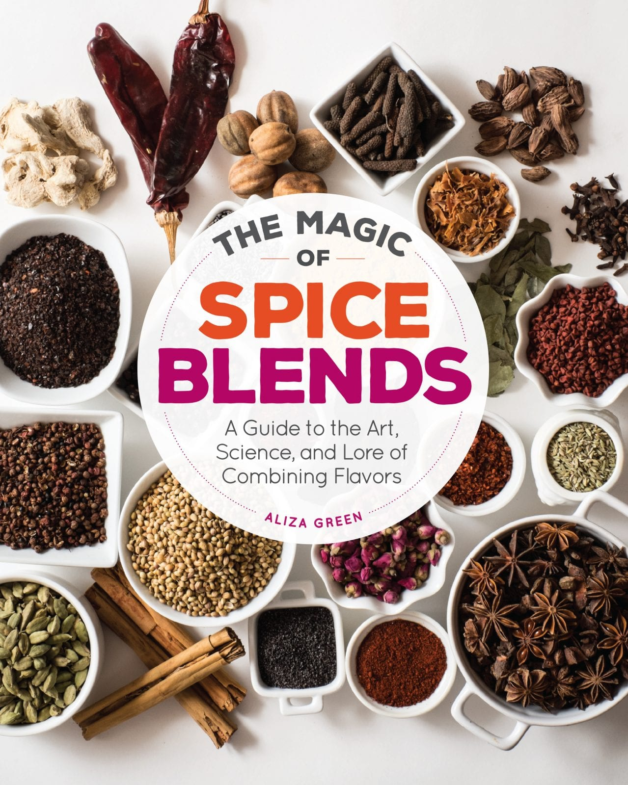 Magic of Spice Blends Cover Image 02 04 15