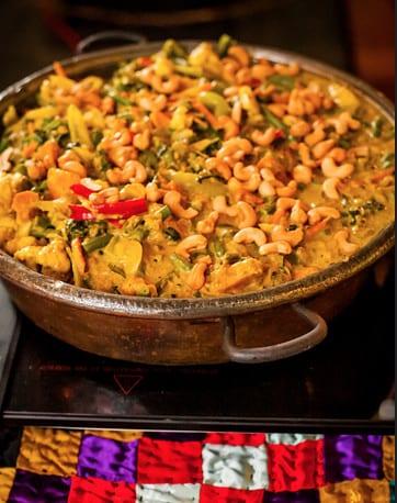 Sri Lankan Vegetable Curry 12 12 15